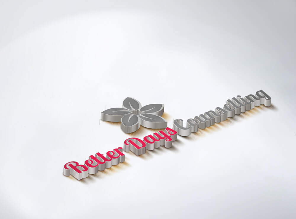 Logo Design Better Days Counselling