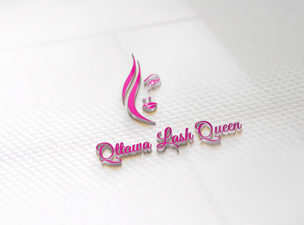 logo-design-ottawa-lash-queen