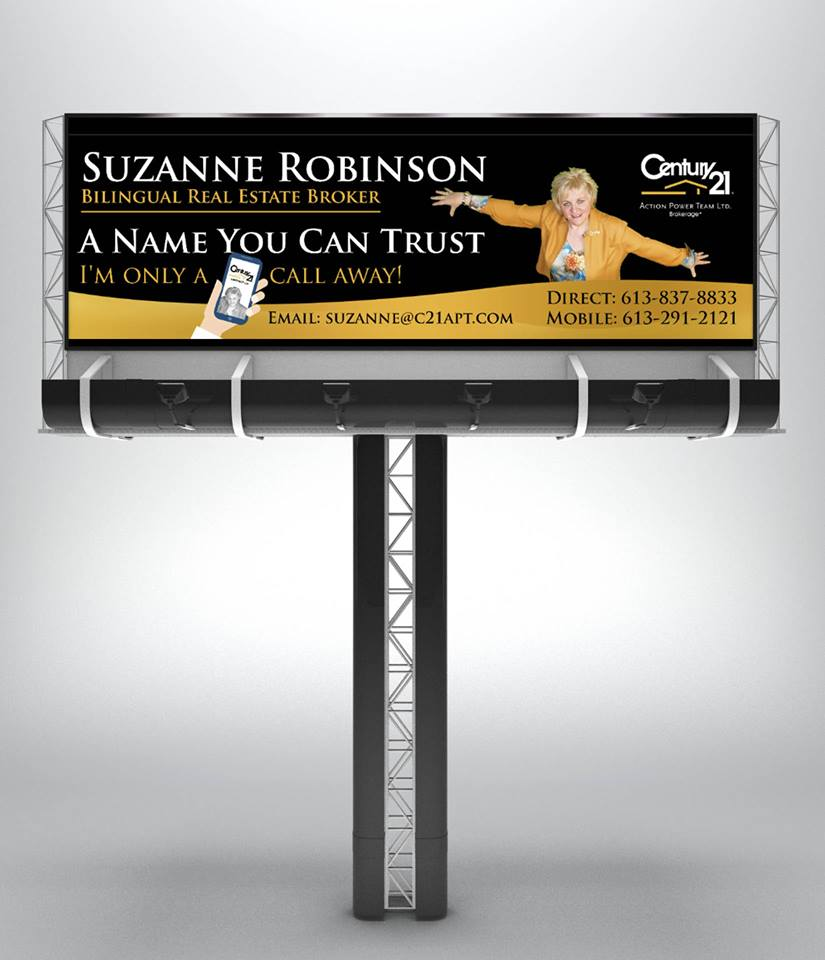 Outdoor Banner (real estate)