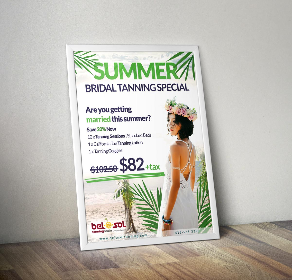 Advertisement-Poster-Bel-O-Sol-Tanning-7