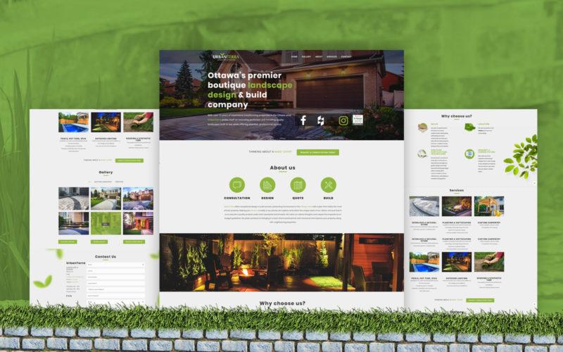 Urbanterra-website