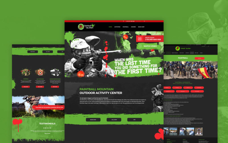 paintballmountain-website