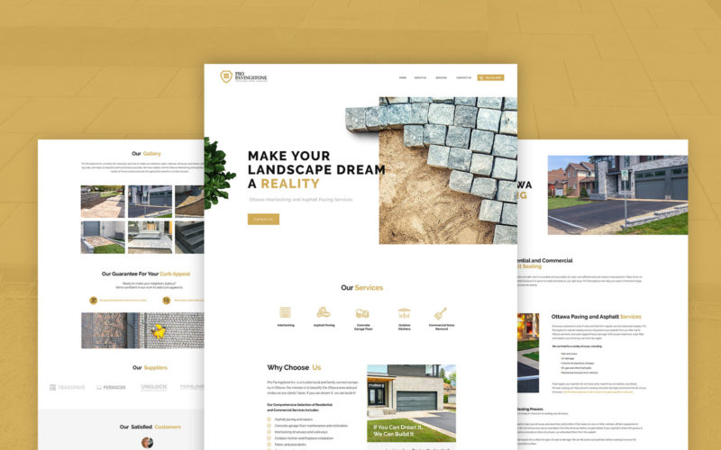 propavingstone-webdesign
